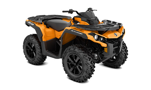Can-Am ATV Outlander DPS for sale in Ottawa