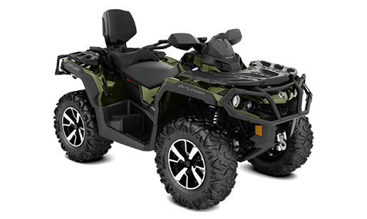 Can-Am ATV Outlander MAX Limited for sale in Ottawa