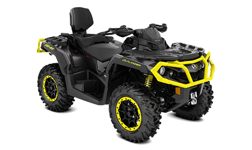 Can-Am ATV Outlander MAX XT-P for sale in Ottawa