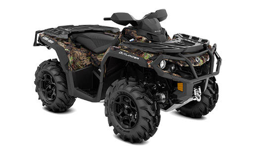 Can-Am ATV Outlander Mossy Oak Hunting Edition for sale in Ottawa