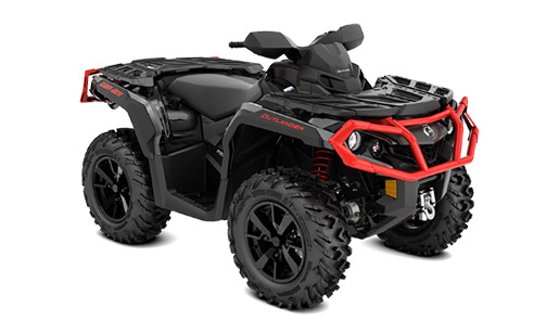 Can-Am ATV Outlander XT for sale in Ottawa