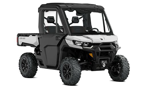 Can-Am Side-By-Side Defender Limited à vendre à Gatineau