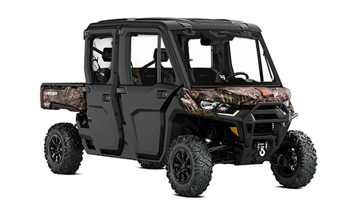 Can-Am Side-By-Side Defender MAX Limited à vendre à Gatineau