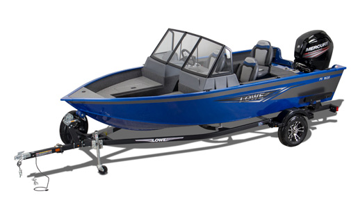 Lowe Boats Fish & Ski for sale in Ottawa, Orleans | LS