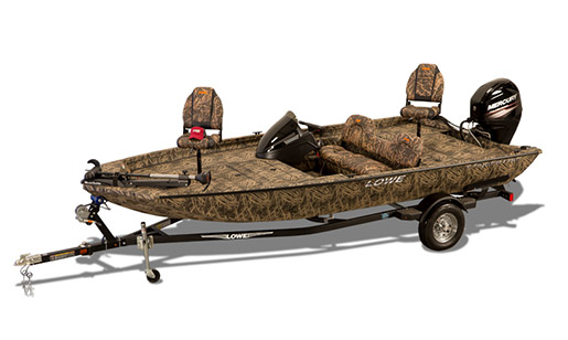 New Lowe Boats Stinger 175 Poly Camo for sale in Ottawa