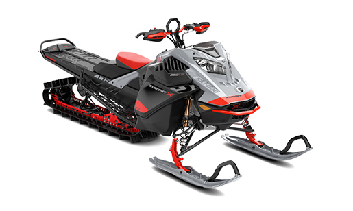New 2021 Ski-Doo Summit X with Expert Package for sale in Ottawa