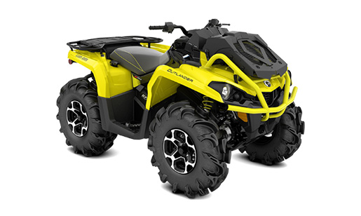 Can Am Atv Outlander 450 570 For Sale In Ottawa